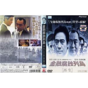 金融腐蝕列島「再生」 デラックス版 中古DVD disk-kazu-saito