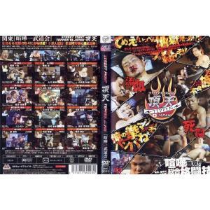 STREET FIGHT 頂天 TEPPEN JAPAN 喧嘩一武道会|中古DVD|disk-kazu-saito