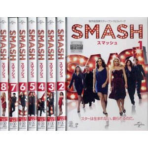 SMASH スマッシュ 1〜8 (全8枚)(全巻セットDVD...