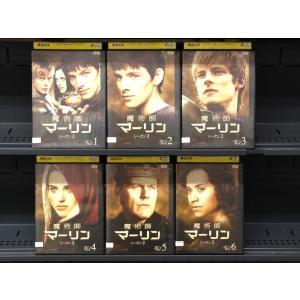 魔術師マーリン シーズン2 1〜6 (全6枚)(全巻セットDVD) [2009年]|中古DVD|disk-kazu-saito