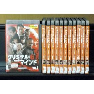 クリミナル・マインド FBI vs. 異常犯罪 シーズン6 1〜12 (全12枚)(全巻セットDVD) [2011年]|中古DVD|disk-kazu-saito