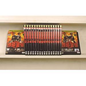 西部警察 PART-I SELECTION 1〜18 (全18枚)(全巻セットDVD) 中古DVD disk-kazu-saito