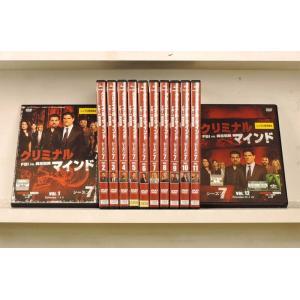 クリミナル・マインド FBI vs. 異常犯罪 シーズン7 1〜12 (全12枚)(全巻セットDVD)|中古DVD|disk-kazu-saito