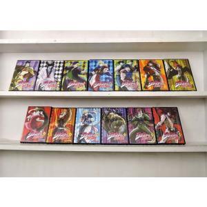 ジョジョの奇妙な冒険 1〜13 (全13枚)(全巻セットDVD)|中古DVD|disk-kazu-saito