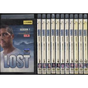 LOST ロスト シーズン1 1〜12 (全12枚)(全巻セットDVD)|中古DVD