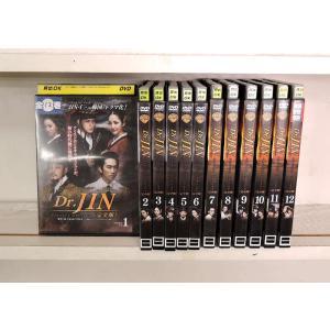Dr JIN <完全版> 1〜12 (全12枚)(全巻セットDVD) (ドクター ジン)|中古DVD|disk-kazu-saito