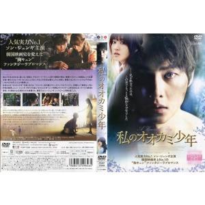 私のオオカミ少年 ソン・ジュンギ [中古DVDレンタル版]|disk-kazu-saito