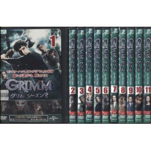 グリム シーズン2 全11巻 [中古DVDレンタル版] disk-kazu-saito