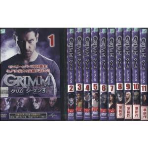 GRIMM/グリム シーズン3 1〜11 (全11枚)(全巻セットDVD) 中古DVD disk-kazu-saito