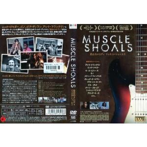 MUSCLE SHOALS 黄金のメロディ マッスル・ショールズ [字幕][中古DVDレンタル版]|disk-kazu-saito