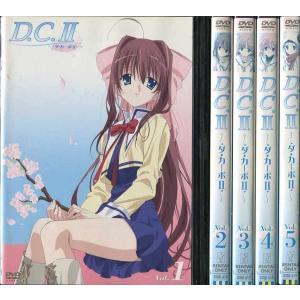 D.C.II〜ダ・カーポII〜 全5巻 [中古DVDレンタル版]|disk-kazu-saito