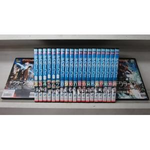 ドクター・フー ニュー・ジェネレーション 1〜21 (全21枚)(全巻セットDVD)|中古DVD|disk-kazu-saito