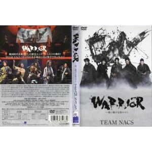 WARRIOR 〜唄い続ける侍ロマン [TEAM NACS] 中古DVD disk-kazu-saito