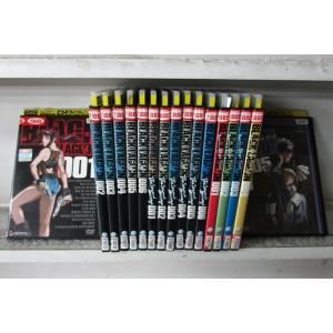 【中古】BLACK LAGOON 全6巻セットs11601/GNBR-9311-9316【中古DVDレンタル専用】の商品画像 ナビ