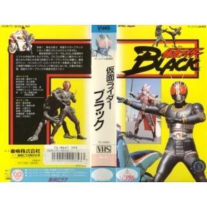 【VHSです】仮面ライダーブラック BLACK オリジナル劇場版 [中古ビデオレンタル落]|disk-kazu-saito
