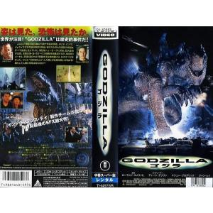 【VHSです】GODZILLA ゴジラ [字幕][中古ビデオレンタル落]|disk-kazu-saito