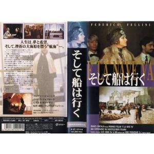 【VHSです】そして船は行く [字幕][中古ビデオレンタル落][K]|disk-kazu-saito