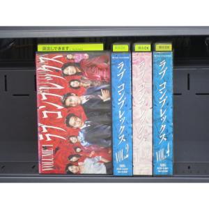 【VHS】ラブコンプレックス 1〜4 (全4巻)(全巻セットビデオ) [唐沢寿明/反町隆史]|中古ビデオ|disk-kazu-saito