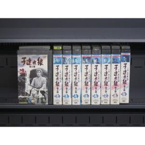 【VHS】子連れ狼 第2部 1〜9 (全9巻)(全巻セットビデオ)|中古ビデオ|disk-kazu-saito