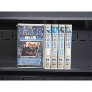 【VHS】ザ・ポリス 1〜5 (全5巻)(全巻セットビデオ) [字幕][ジョセフ・ウォン・ボー]|中...