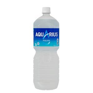 コカコーラ 【1ケース6本入り】アクエリアス ペコらくボトル2LPET