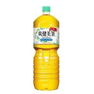 コカコーラ 【1ケース6本入り】爽健美茶 ペコらくボトル2L PET