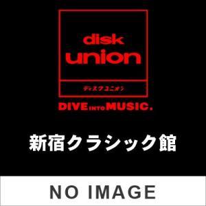 ディスクユニオン新宿クラシック館からの出品です。 / 盤面に目立ったキズなく良好です。 / 帯付 /...