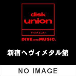 ディスクユニオン新宿ヘヴィメタル館からの出品です。 / 盤面に目立ったキズなく、中古品として状態良好...