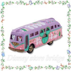 トミカ ディズニー クリスマス 2019 パーク限定 東京 ランド シー スノーミッキー スノーミニー 車のおもちゃ バス 玩具 ディズニービーグルコレクション disney-bridge