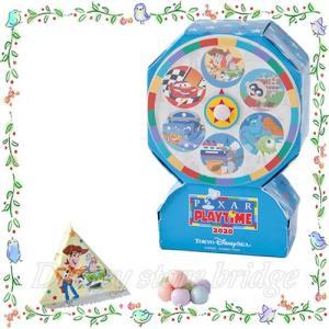 ソフトキャンディー ピクサープレイタイム 2020 東京ディズニーシー 限定 個装包み キャンディー...