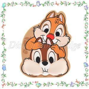 チップとデール マウスパッド ディズニーストア限定 かわいい 一体型 低反発 リストレスト 付き 手首 キャラクター マウスパット