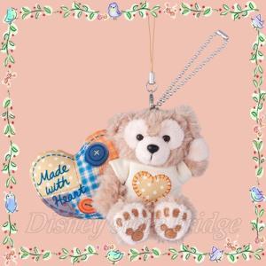 ダッフィー ストラップ ダッフィーのハートウォーミング・デイズ 2019 東京ディズニーシー限定 冬 バレンタイン ホワイトデー プレゼント グッズ