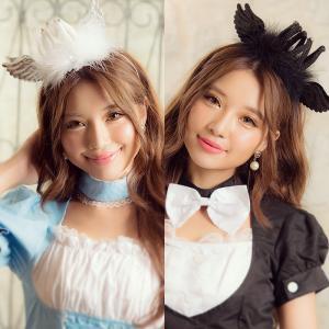 レディース 小物 costume(コスチューム)冠カチューシャ/全2色
