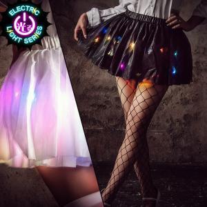 レディース グッズ LED costume(コスチューム)光る!エレクトロシリーズ 光るパニエ2色※単三電池×3本は別売りです。|dita