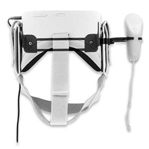 オキュラスゴーOculus Goオクルスゴー適用VRヘッドセットとコントローラ収納 省スペースウォー...