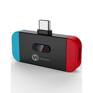 VantInter Nintendo Switch用 bluetooth オーディオアダプター Ty...