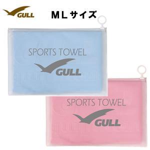 GULL(ガル) タオルスポーツタオル MLサイズ GA-5072A シュノーケリング ダイビング ...