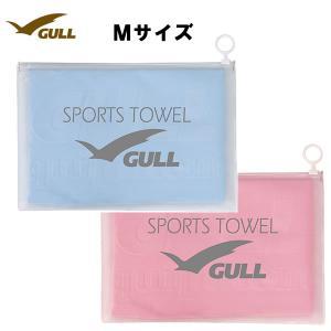 GULL(ガル) タオル スポーツタオル  Mサイズ GA-5073A ダイビング マリンスポーツ ...