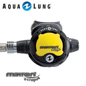【オクトパス】AQUALUNG/アクアラング オクトパス マイクロン[203050130000] diving-hid