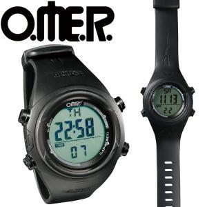 フリーダイビング コンピューター O.ME.R オマー OMR-1 スキンダイビング リストタイプ|diving-hid