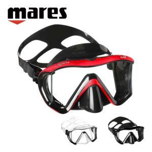 ダイビング マスク mares マレス アイ 3 サンライズ軽器材|diving-hid
