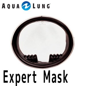【プロフェッショナルマスク】AQUALUNG/アクアラング Eマスク(エキスパート)【201000】[301050010000]|diving-hid