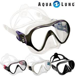 【ダイビング用マスク】AQUALUNG/アクアラング リネア マスク[30105014]|diving-hid