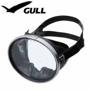 【ダイビング用マスク】GULL/ガル アビス ブラックシリコン GM-1086[301090140000] diving-hid