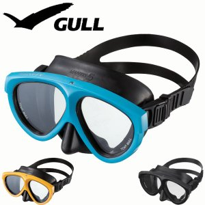 GULL/ガル ダイビング用マスク マンティス5ラバーGM-1002[30109071]|diving-hid