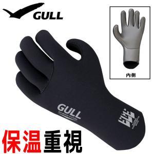ダイビンググローブ ウィンターグローブ GULL/ガル スキンフィットグローブ GA-5580[30509057] diving-hid