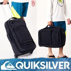 QUIKSILVER クイックシルバー キャリーバッグ COMPACT EQYBL03108 [402580020000]|diving-hid