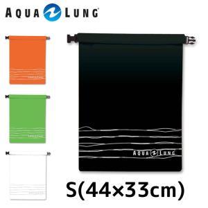 防水バッグ AQUALUNG/アクアラング ウォータープルーフバッグ Sサイズ[40305014]|diving-hid