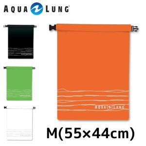 防水バッグ AQUALUNG/アクアラング ウォータープルーフバッグ Mサイズ[40305015]|diving-hid