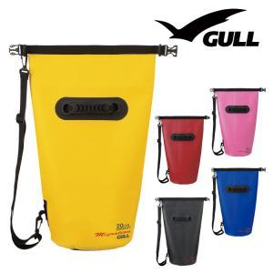 ウォータープルーフ バッグ GULL ガル ウォータープロテクト バッグ3 Mサイズ GB-7102|diving-hid